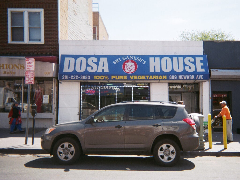 Dosa House in Jersey City