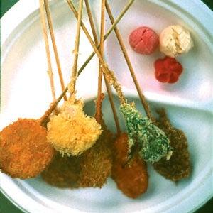 """Kushi-age (""""Fried Sticks"""")"""