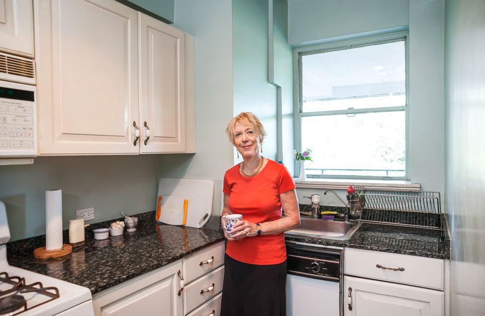 I Love My Kitchen Because: Gail Zweigenthal