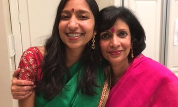 Why I'm Writing a Cookbook About My Mom, an Indian Food Genius