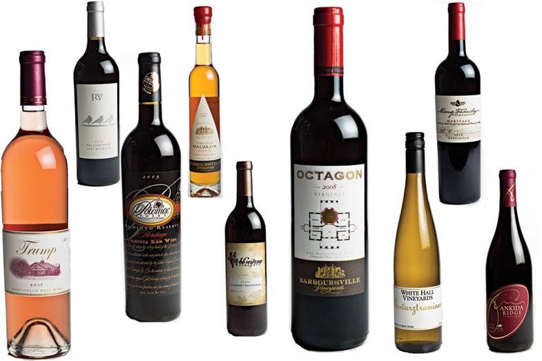 9 Great Virginia Mountain Wines