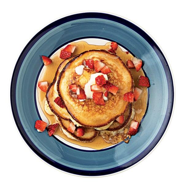 pancakes, breakfast