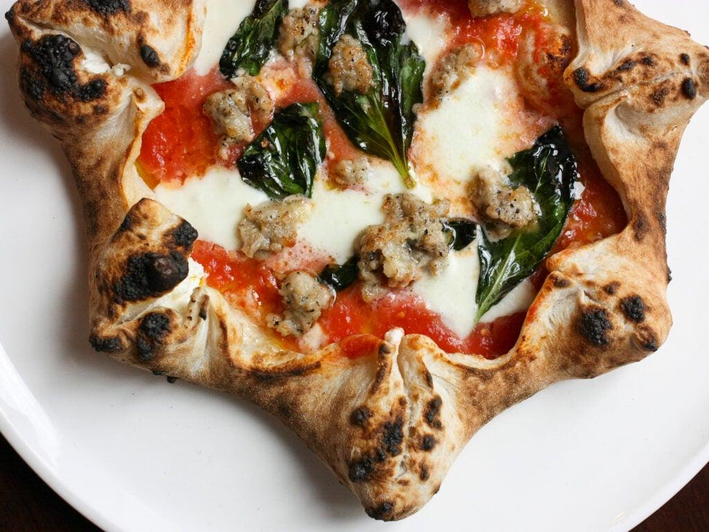 Brigantessa Pizza