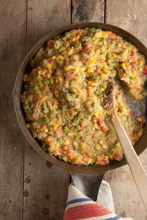 Chilean Vegetables Stew