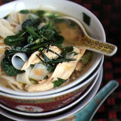 Hanoi Noodle Soup with Chicken