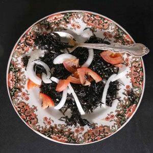 Pickled Seaweed Salad