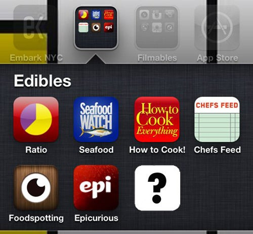 Six Experts Share Their Favorite Food Apps