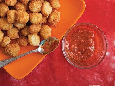 Habanero Chile Sauce (Sosu Kaani)