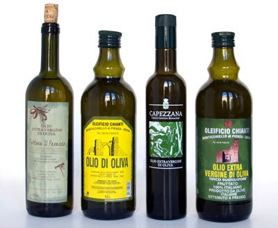 Buying and Storing Extra-Virgin Olive Oil