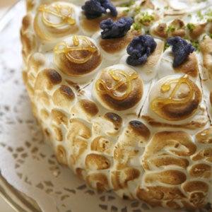 Russian Punch Cake (Russische Punschtorte)