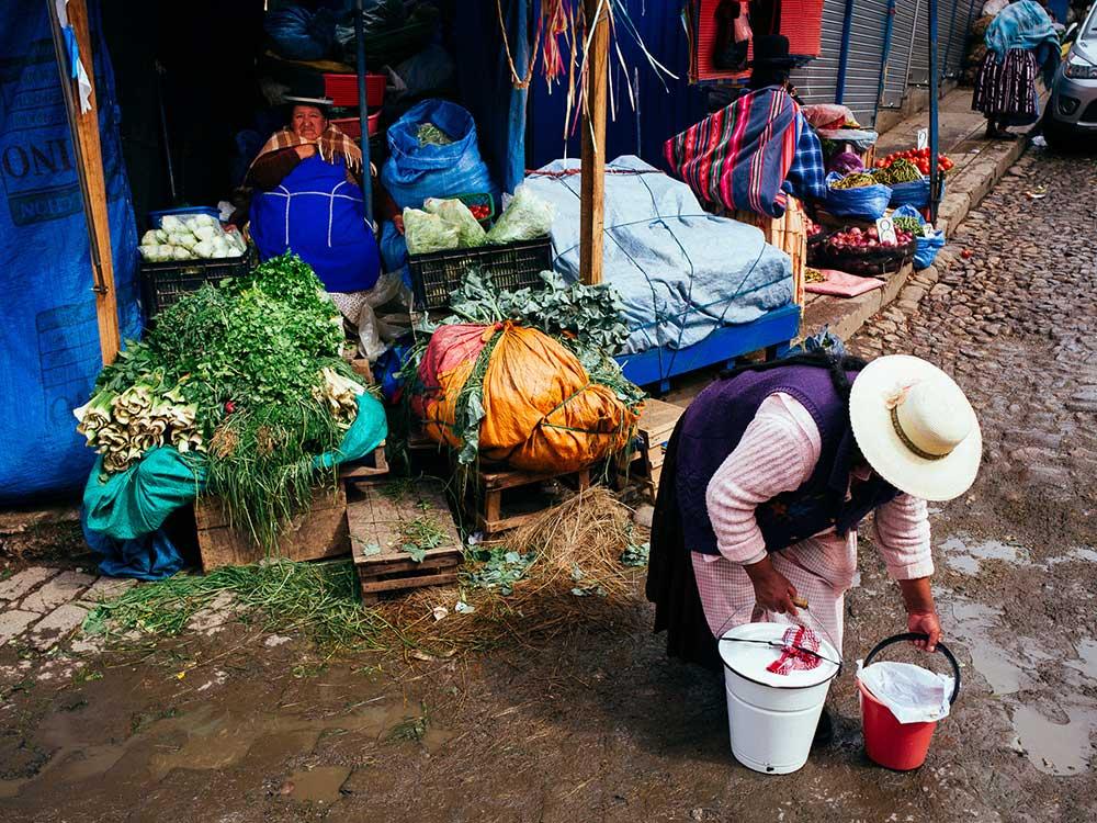 Mercado Rodriguez Vendors