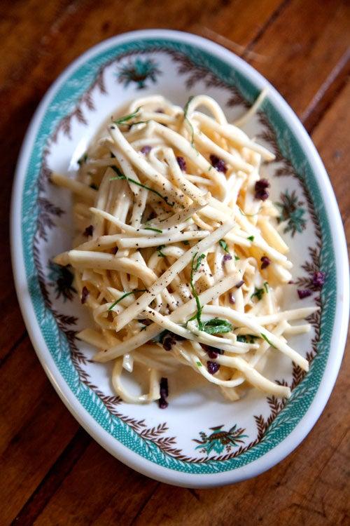 Celery Root Rémoulade