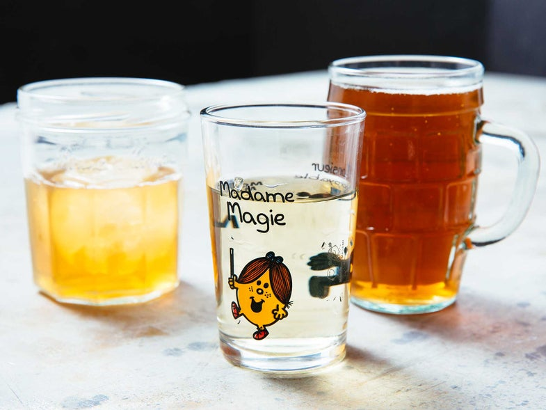 The Prettiest Mustard and Jam Jars That Double as Great Glassware