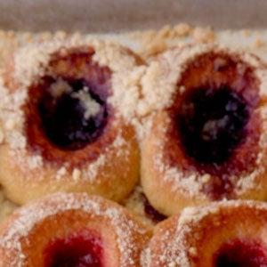 Blueberry Kolache Filling