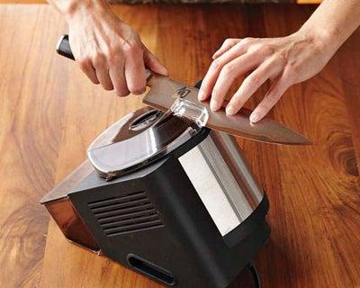 Electric Whetstone Knife Sharpener