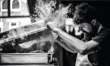 How a Broken Marriage Taught Chef Aaron Turner How to Cook Again