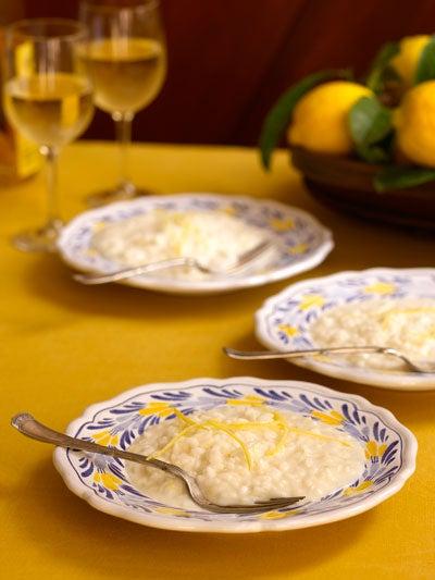 Lemon Risotto