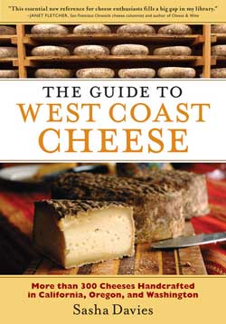 The Guide to West Coast Cheese Book