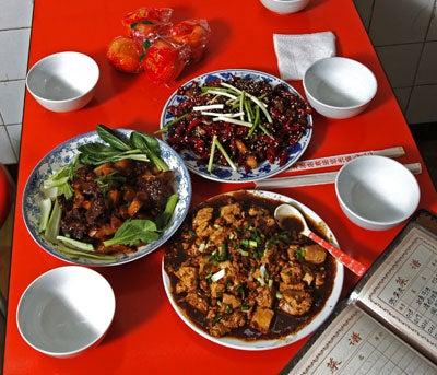 Beijing, Family Style