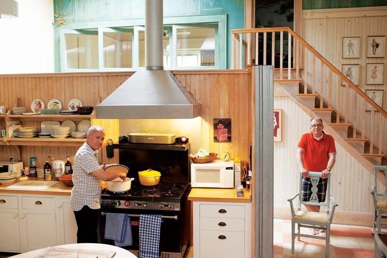 I Love My Kitchen Because: Franklin Tartaglione