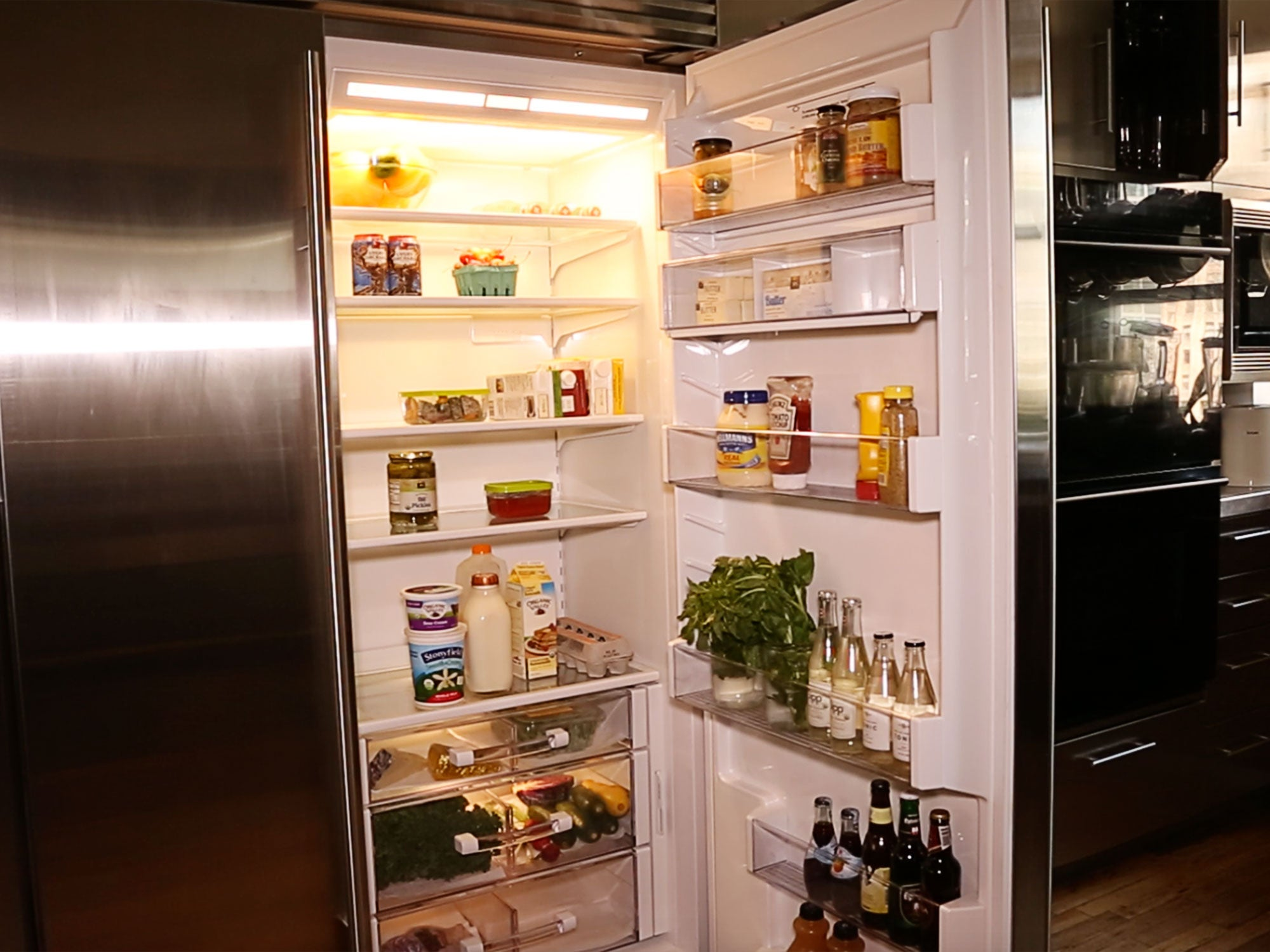 Video: How to Stock Your Fridge