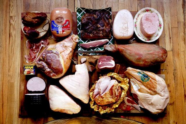 How to Smuggle a Ham