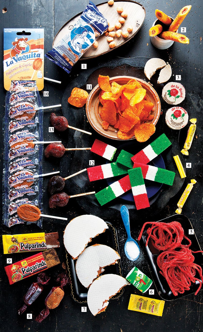 Mexican Snack Foods