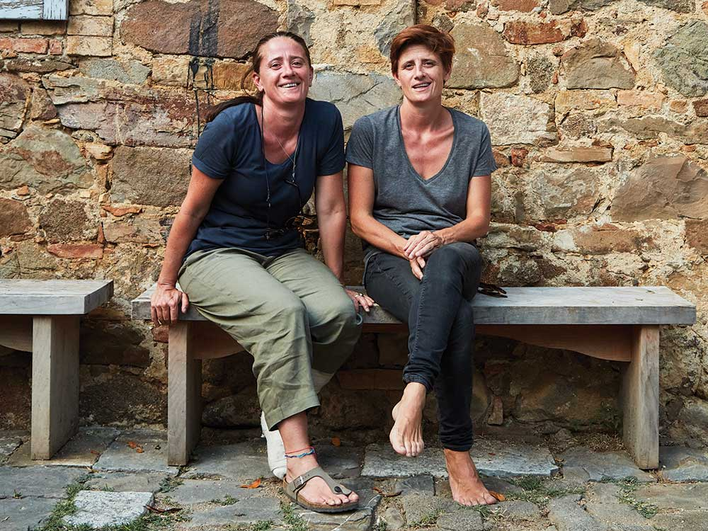 Meet the Twin Winemaking Sisters of Fonterenza
