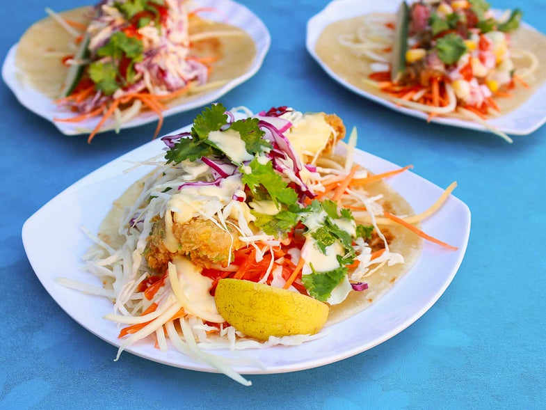 What's a Taiwanese Taco Shop Doing in Da Nang, and Why is the Food So Good?