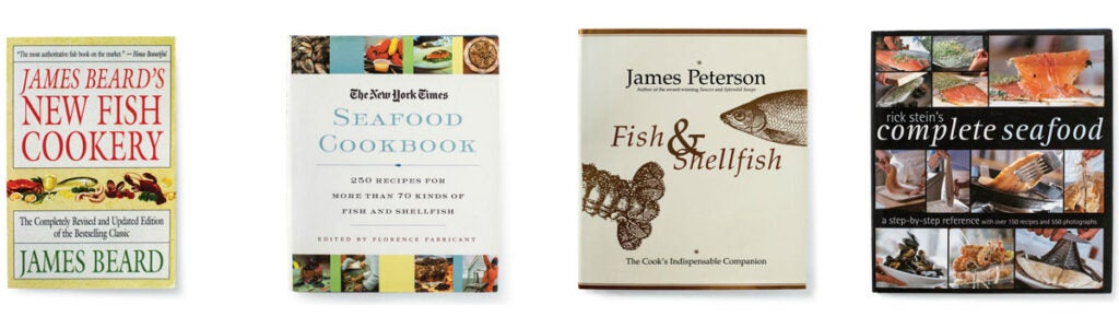 best seafood cookbooks