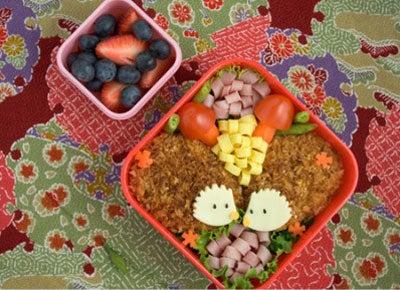 Easy Bento Box Lunches