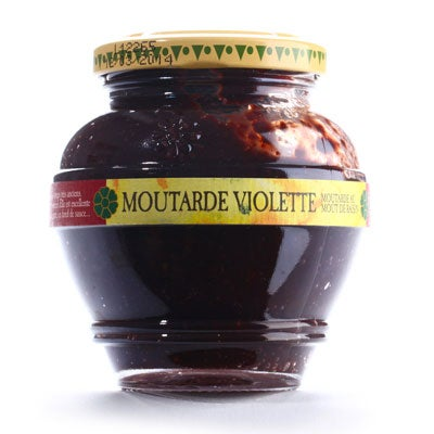 Moutarde Violette