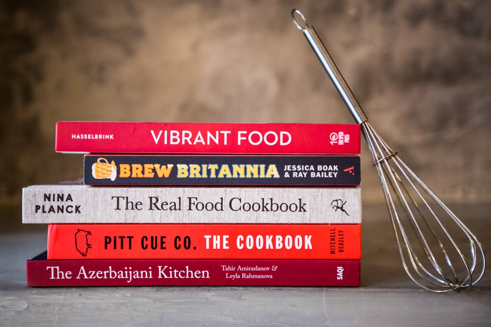 Books Worth Buying: June's Best Food and Drink Releases