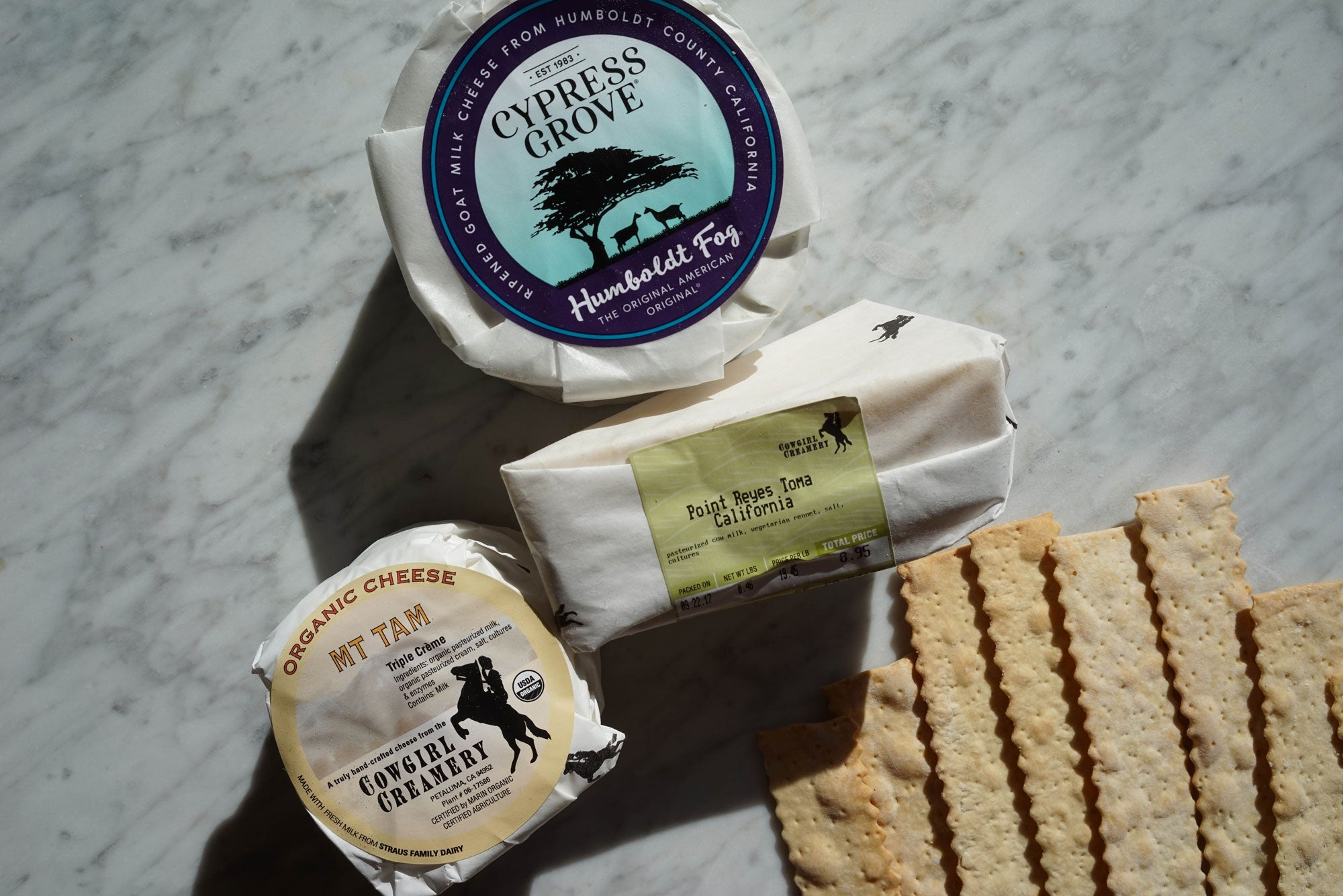 Cowgirl Creamery 20th Anniversary Collection