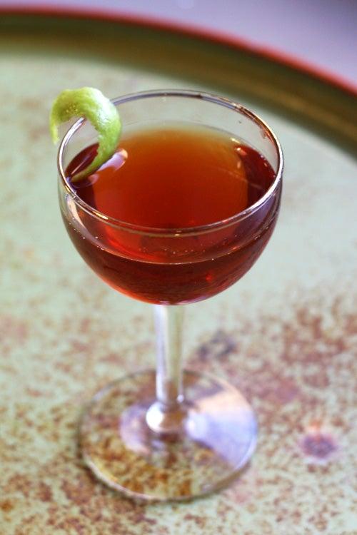 Tequila Boulevardier