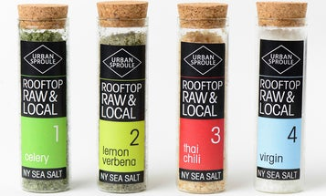 One Good Find: Urban Sproule Salts