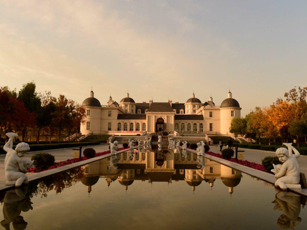 Chateau Changyu Moser XV Ningxia