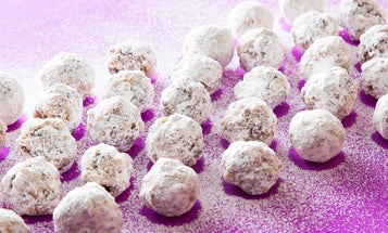 Date Ball Cookies