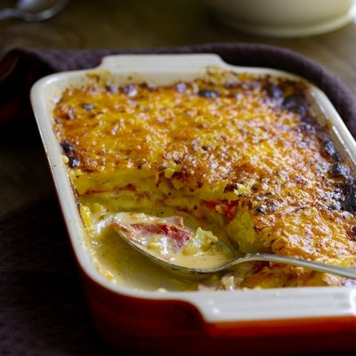 Easy Vegetable Gratins