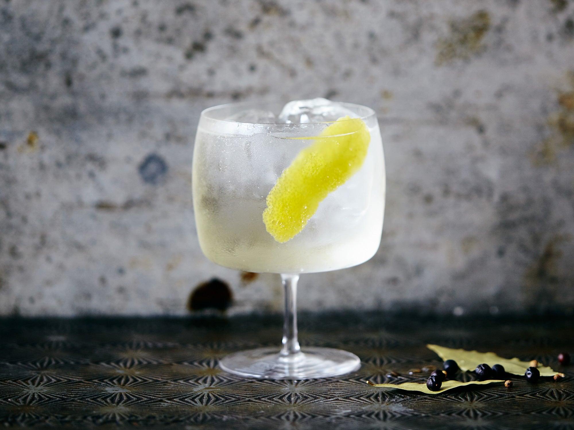 Gin Drop Tincture