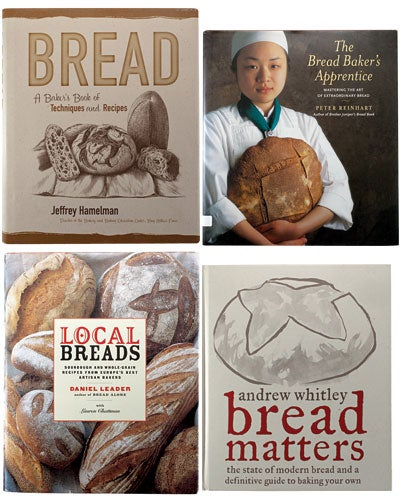 The SAVEUR Bookshelf: Bread Books