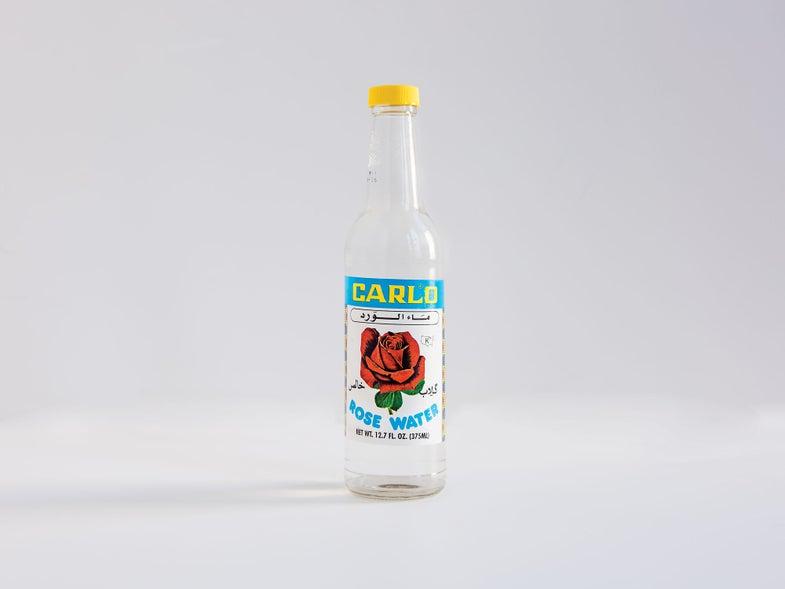 Carlo Rose Water