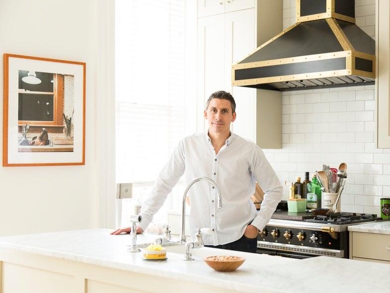 At Home With Brad Farmerie