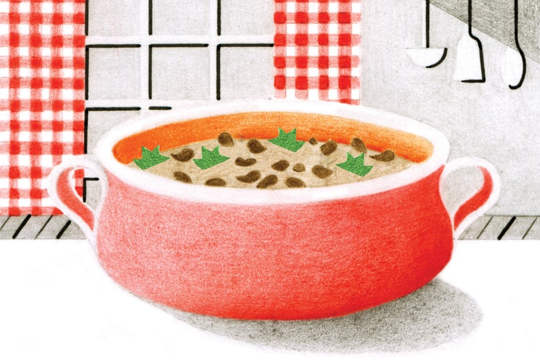 Granny Gillespie's Soup Beans