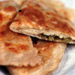 Quesadillas with Pecorino