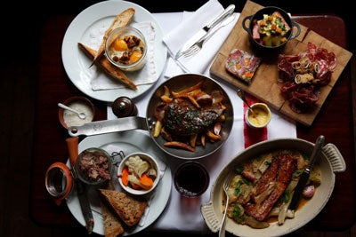 The Complete Guide to Paris Bistros