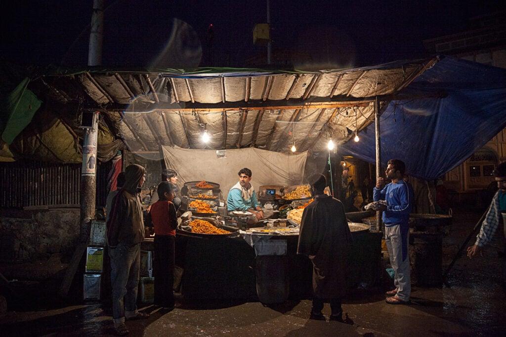 north-india-night-market