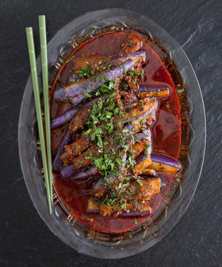 Red-Cooked Eggplant (Hongshao Qiezi)