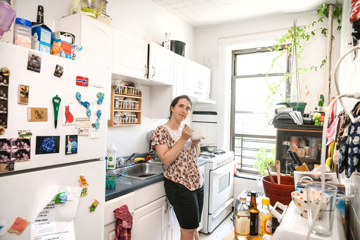 I Love My Kitchen Because: Claudia Gonson