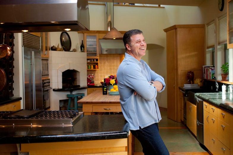 I Love My Kitchen Because: Michael Chiarello